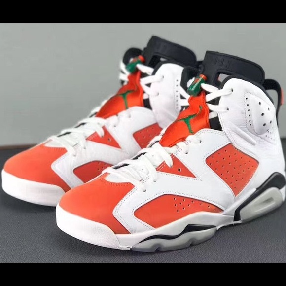 Air Jordan Retro 6 *Like Mike* Gatorade